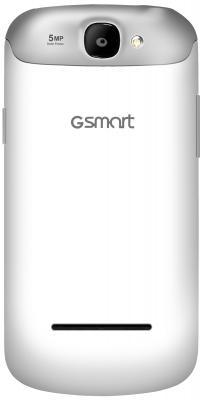 Смартфон Gigabyte GSmart AKU A1 (White) - задняя панель