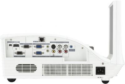 Проектор Panasonic PT-CW240E - вид сбоку