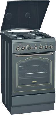Кухонная плита Gorenje K57CLB - общий вид