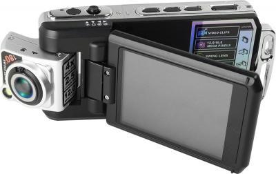 Автомобильный видеорегистратор xDevice BlackBox-12 - дисплей