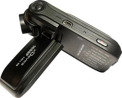 Автомобильный видеорегистратор xDevice BlackBox-24 - общий вид