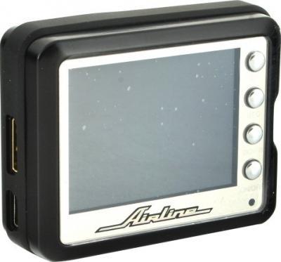 Автомобильный видеорегистратор Airline AVR-FHD-M01 - дисплей