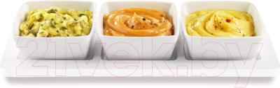 Блендер погружной Moulinex DD863A31 - приготовление соусов