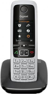 Беспроводной телефон Gigaset C430 - фронтальный вид