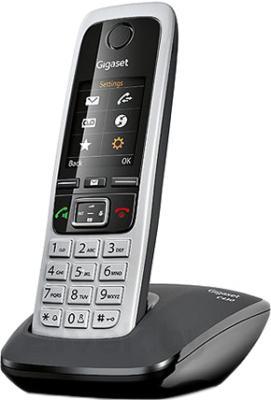 Беспроводной телефон Gigaset C430 - общий вид