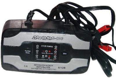 Зарядное устройство Заводила АЗУ-106 - общий вид
