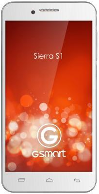 Смартфон Gigabyte GSmart Sierra S1 (White) - общий вид