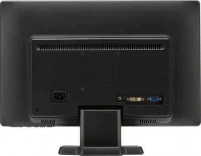 Монитор HP W1972a - вид сзади