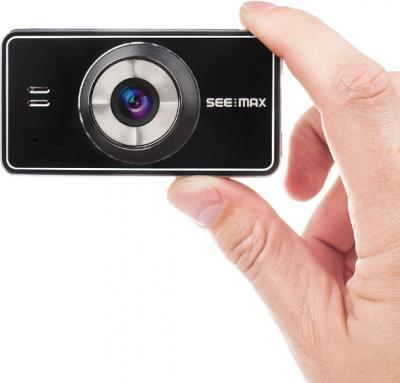 Автомобильный видеорегистратор SeeMax DVR RG520 (Black) - малые размеры