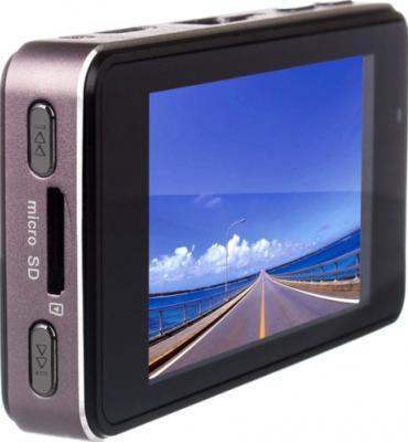 Автомобильный видеорегистратор SeeMax DVR RG520 (Black) - дисплей