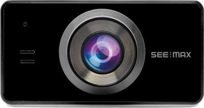 Автомобильный видеорегистратор SeeMax DVR RG520 (Black) - фронтальный вид