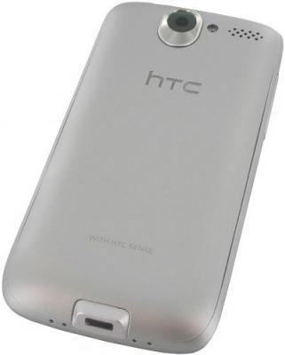 Смартфон HTC Desire A8181 (Silver) - задняя панель