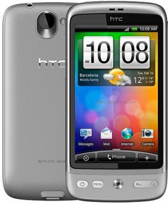 Смартфон HTC Desire A8181 (Silver) - общий вид