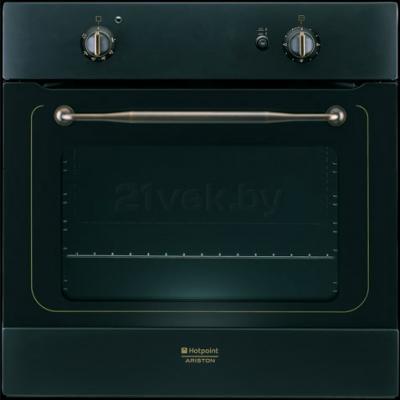 Газовый духовой шкаф Hotpoint FHR G (AN)/HA S - общий вид