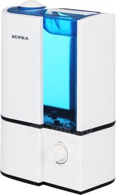 Ультразвуковой увлажнитель воздуха Supra HDS-105 (Blue-Gray) - общий вид