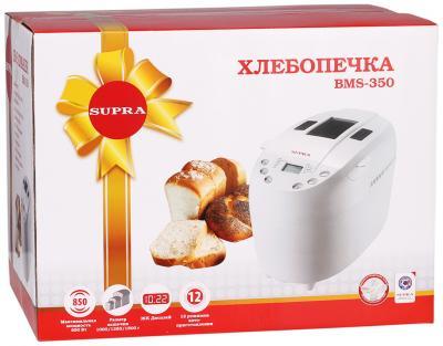 Хлебопечка Supra BMS-350 - упаковка