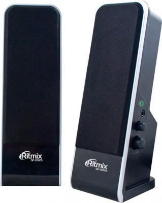 Мультимедиа акустика Ritmix SP-2025 (Black) - общий вид