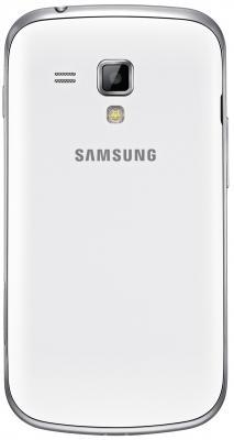 Смартфон Samsung S7560 Galaxy Trend (White) - задняя панель