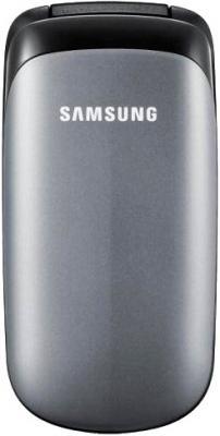 Мобильный телефон Samsung E1150i (Titanium-Gray) - общий вид