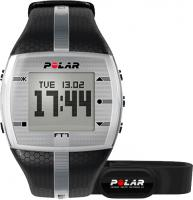 Пульсометр Polar FT7 (Black-Silver) -