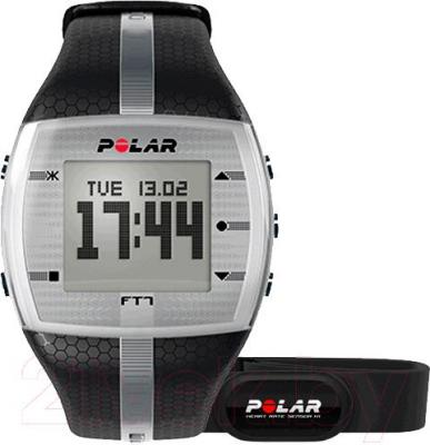 Пульсометр Polar FT7 (Black-Silver)