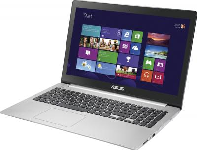 Ноутбук Asus S551LA-CJ111H - общий вид