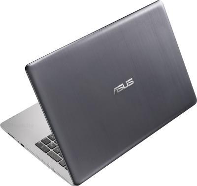 Ноутбук Asus S551LA-CJ111H - вид сзади