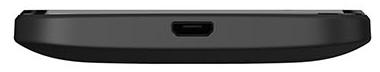 Смартфон HTC Desire 300 (Black) - нижняя панель