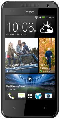 Смартфон HTC Desire 300 (Black) - общий вид