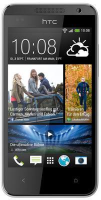 Смартфон HTC Desire 300 (White) - общий вид