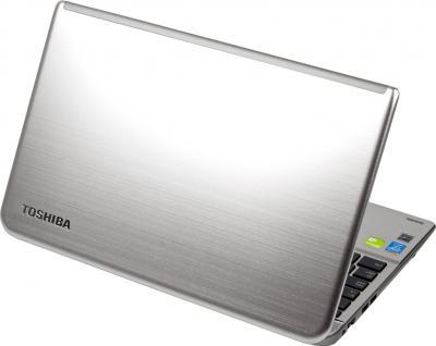 Ноутбук Toshiba Satellite P50-A-M7S - вид сзади