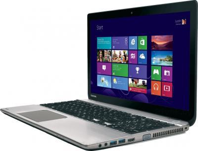 Ноутбук Toshiba Satellite P50-A-M7S - общий вид