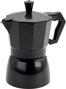 Гейзерная кофеварка Calve CL-1595 - общий вид