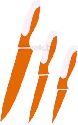 Набор ножей Calve CL-3107 - в оранжевом цвете