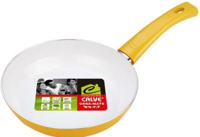 Сковорода Calve CL-1910 - желтая