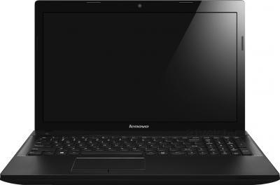 Ноутбук Lenovo IdeaPad G500 (59391957) - фронтальный вид