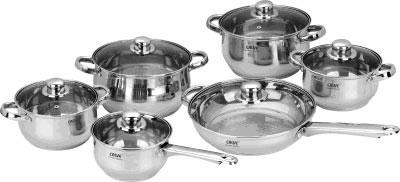 Набор кухонной посуды Calve CL-1079 - общий вид