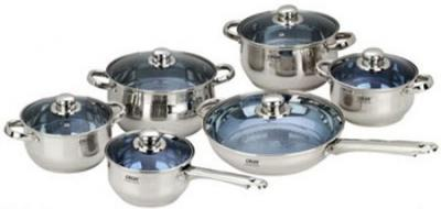 Набор кухонной посуды Calve CL-1080 - общий вид