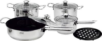 Набор кухонной посуды Calve CL-1828 - общий вид