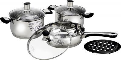 Набор кухонной посуды Calve CL-1847 - общий вид