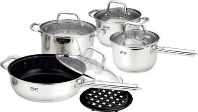 Набор кухонной посуды Calve CL-1821 - общий вид
