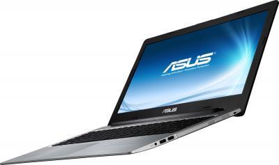 Ноутбук Asus K56CB (90NB0151-M04470) - общий вид