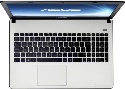 Ноутбук Asus X502CA (90NB00I1-M06290) - вид сверху