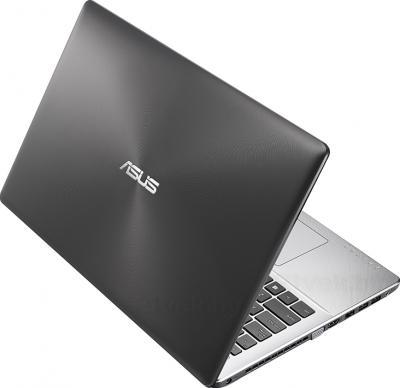Ноутбук Asus X550VC (90NB00S2-M02480) - вид сзади