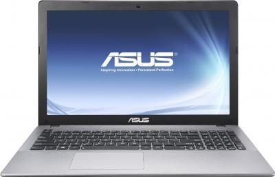 Ноутбук Asus X550VC (90NB00S2-M02480) - фронтальный вид