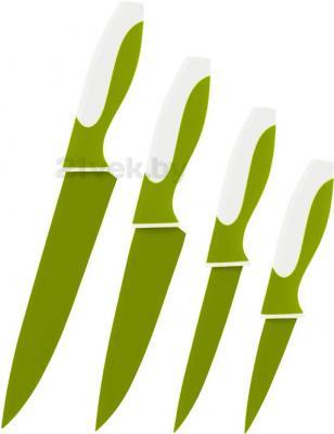 Набор ножей Calve CL-3108 - в зеленом цвете