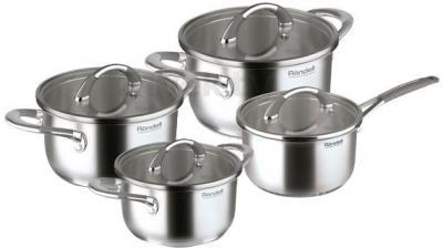 Набор кухонной посуды Rondell Altera RDS-501 - общий вид