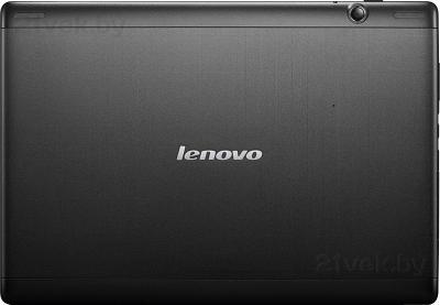 Планшет Lenovo IdeaTab S6000 (16GB, 3G, Black) - вид сзади