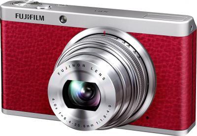 Компактный фотоаппарат Fujifilm FinePix XF1 (Red) - общий вид