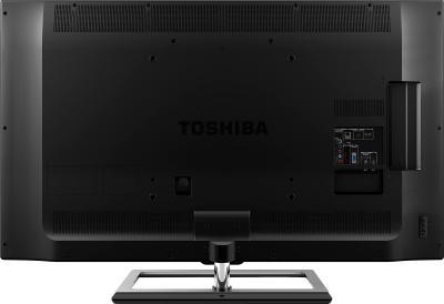 Телевизор Toshiba 58L7363RB - вид сзади